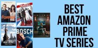 Best TV Series to Watch on Amazon Prime